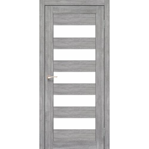 Межкомнатная дверь Korfad PR-08/2 со стеклом