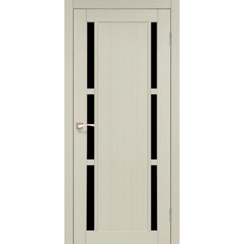 Межкомнатная дверь Korfad VLD-04/1 со стеклом