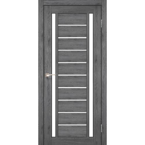 Межкомнатная дверь Korfad VL-03/2 со стеклом