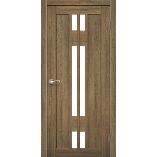 Межкомнатная дверь Korfad VL-05/2 со стеклом