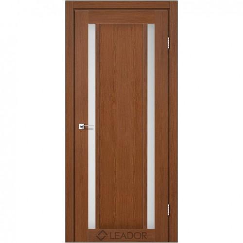 Межкомнатная дверь со стеклом Catania LEADOR