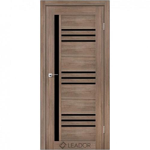 Межкомнатная дверь LEADOR Compania со стеклом