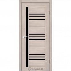 Межкомнатная дверь со стеклом Compania LEADOR