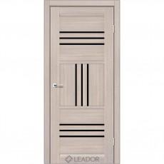 Межкомнатная дверь со стеклом Gela LEADOR