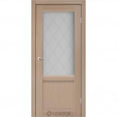 Межкомнатная дверь LEADOR Laura-01 со стеклом