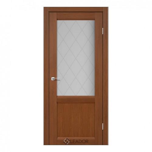 Межкомнатная дверь Laura-01 со стеклом