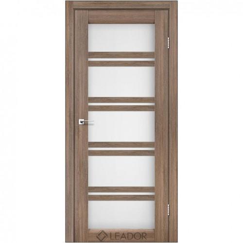 Межкомнатная дверь LEADOR Lodi со стеклом