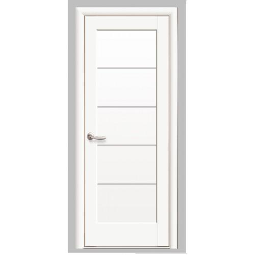 Дверь Мира Белый матовый