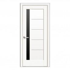 Межкомнатная дверь Грета со стеклом BLK (ПП)