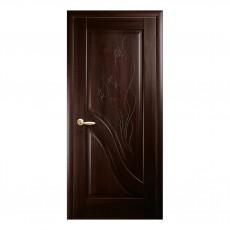 Межкомнатная дверь Амата глухая (ПВХ)