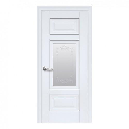 Межкомнатная дверь Шарм со стеклом