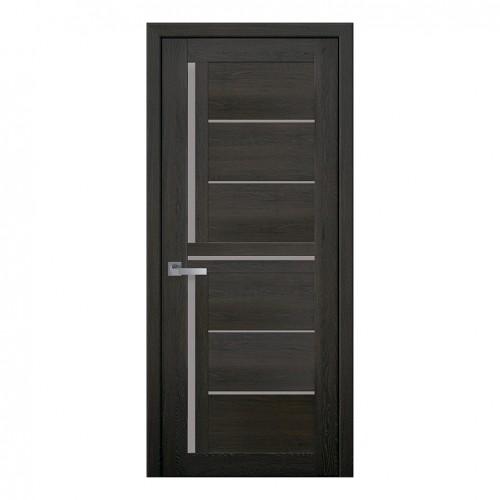 Межкомнатная дверь Диана со стеклом сатин