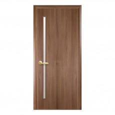 Межкомнатная дверь Глория со стеклом (ПВХ)