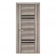 Межкомнатная дверь Мерида (ПВХ Viva) BLK