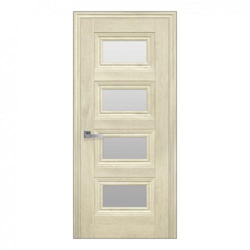 Межкомнатная дверь Тесса со стеклом (ЭкоВуд)