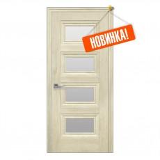 Межкомнатная дверь Тесса со стеклом (ЭкоВуд) НОВЫЙ СТИЛЬ