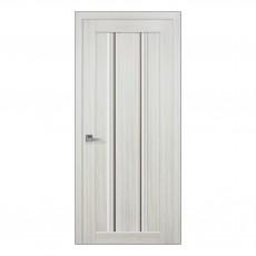Межкомнатная дверь Верона C1 со стеклом бронза (SmartCover)