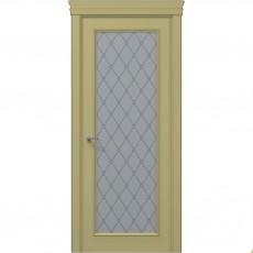 Межкомнатная крашенная дверь ART-01 (оксфорд) ПАПА КАРЛО