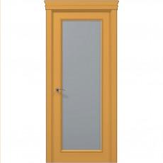 Межкомнатная крашенная дверь ART-01 (сатин) ПАПА КАРЛО