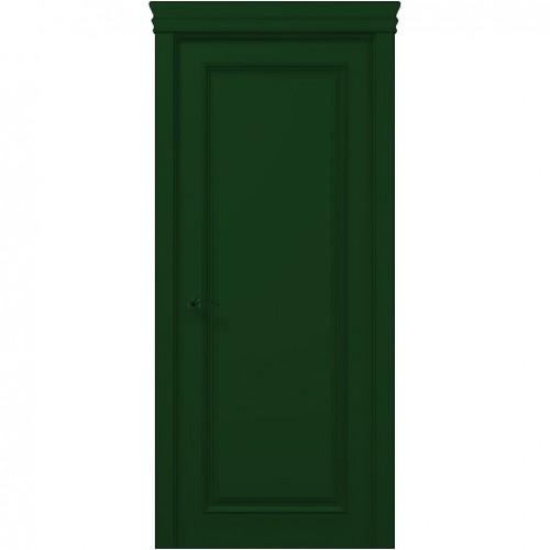 Межкомнатная крашенная дверь ART-01F (глухая) ПАПА КАРЛО