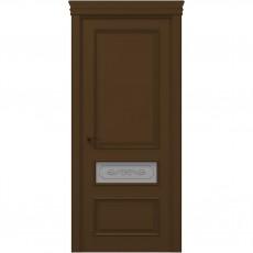 Межкомнатная крашенная дверь ART-04 (бевелс) ПАПА КАРЛО
