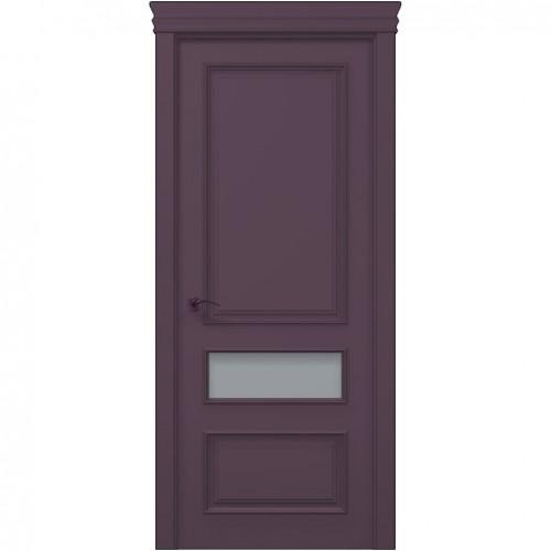 Межкомнатная крашенная дверь ART-04 (сатин) ПАПА КАРЛО