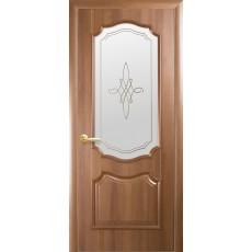 Дверь Рока (Интера DeLuxe Р) ПВХ Р1