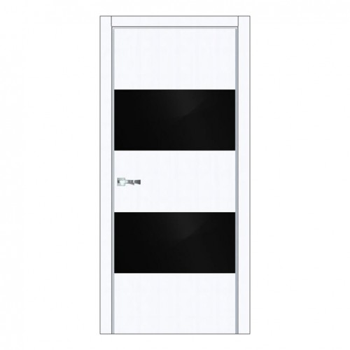 УЮТ UMP7 с чёрным стеклом (ПВХ)