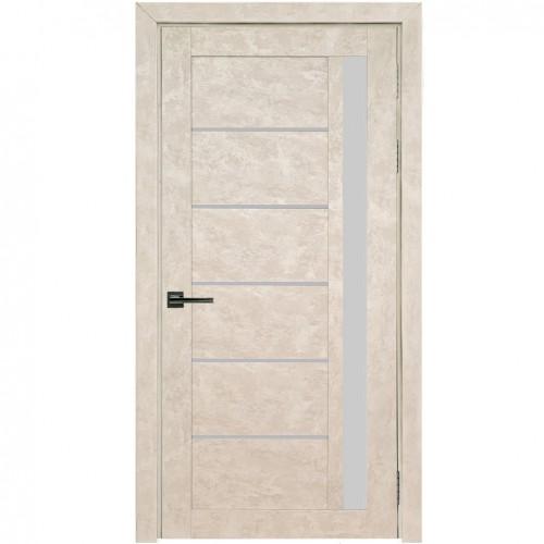 Межкомнатная дверь УЮТ UM-1 со стеклом (ПВХ)