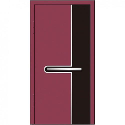 Входные двери в дом Альянс БЦ Магнат А14 (одинарные)
