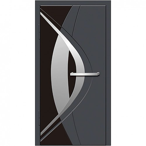 Входные двери в дом Альянс БЦ Магнат А16 (одинарные)