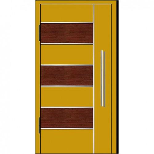 Входные двери в дом Альянс БЦ Магнат А21 (одинарные)
