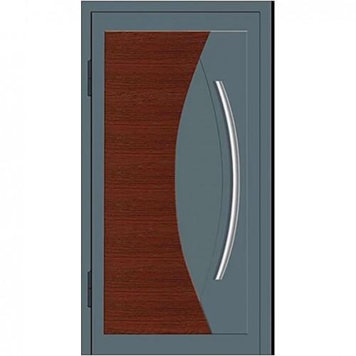 Входные двери в дом Альянс БЦ Магнат А24 (одинарные)