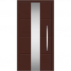 Входные двери в дом Альянс БЦ Магнат А4 (одинарные)