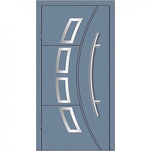 Входные двери в дом Альянс БЦ Магнат А6 (одинарные)