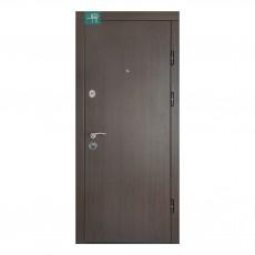 Входные двери ПK-00+ V Венге уличные