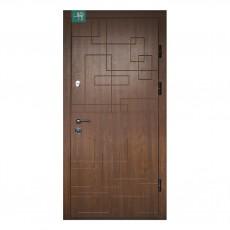 Входные двери ПK-157 в квартиру МДФ