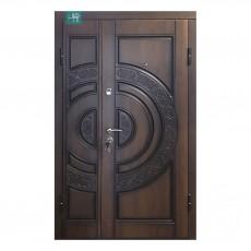 Входные двери ПB-82 V (полуторные) уличные