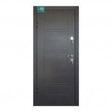 Входные двери ПБ-180 (Венге темный) в квартиру