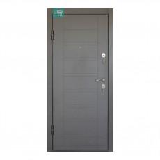 Входные двери ПБ-180 (Венге серый) в квартиру