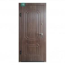 Входные двери ПO-01 V уличные