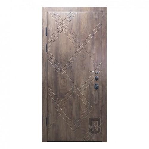 Входные двери ПАТРИОТ Aura MS в квартиру
