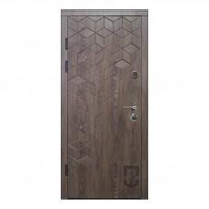 Входные двери ПАТРИОТ Колибри 3D LS_Kale в квартиру