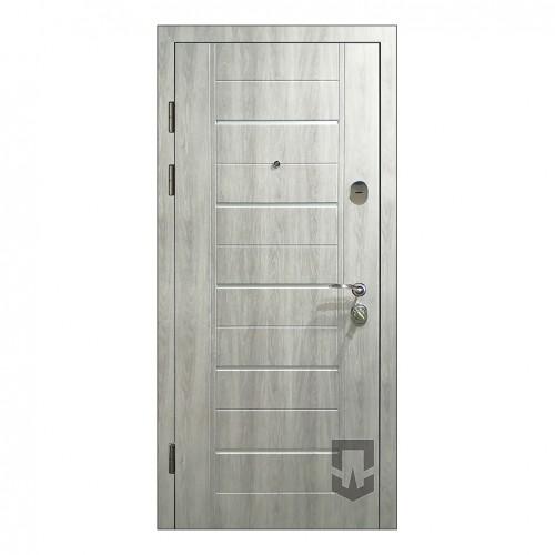Входные двери ПАТРИОТ Эскада (AL) MS в квартиру