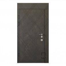 Входные двери Aura Line (DEC) PS уличные
