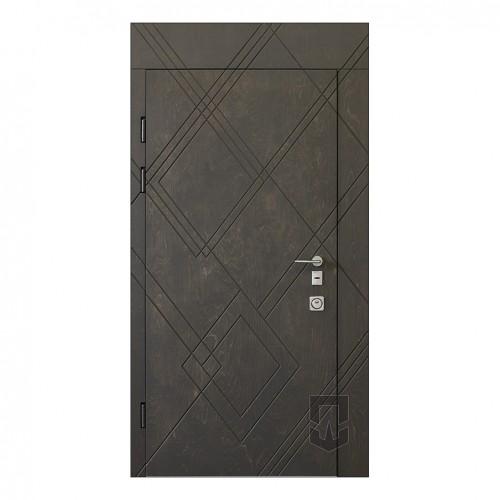 Входные двери ПАТРИОТ Aura Line (DEC) PS уличные