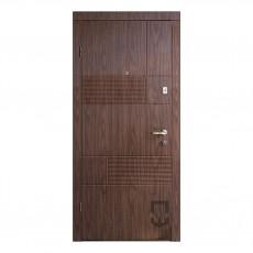 Входные двери ПАТРИОТ Дуэт PS в квартиру
