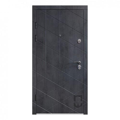 Входные двери Frost Line LS_Kale в квартиру