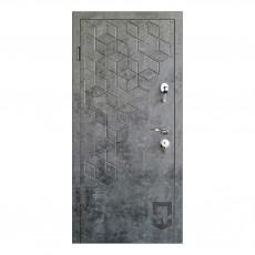 Входные двери ПАТРИОТ Колибри LS_Kale в квартиру