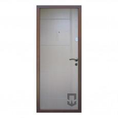 Входные двери  Кросс (AL) в квартиру